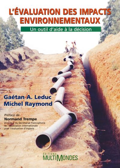 Couverture de L'évaluation des impacts environnementaux