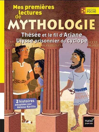 Couverture de Mes premières lectures de mythologie # 147