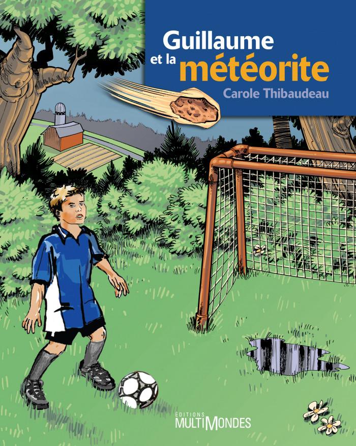 Couverture de Guillaume et la météorite