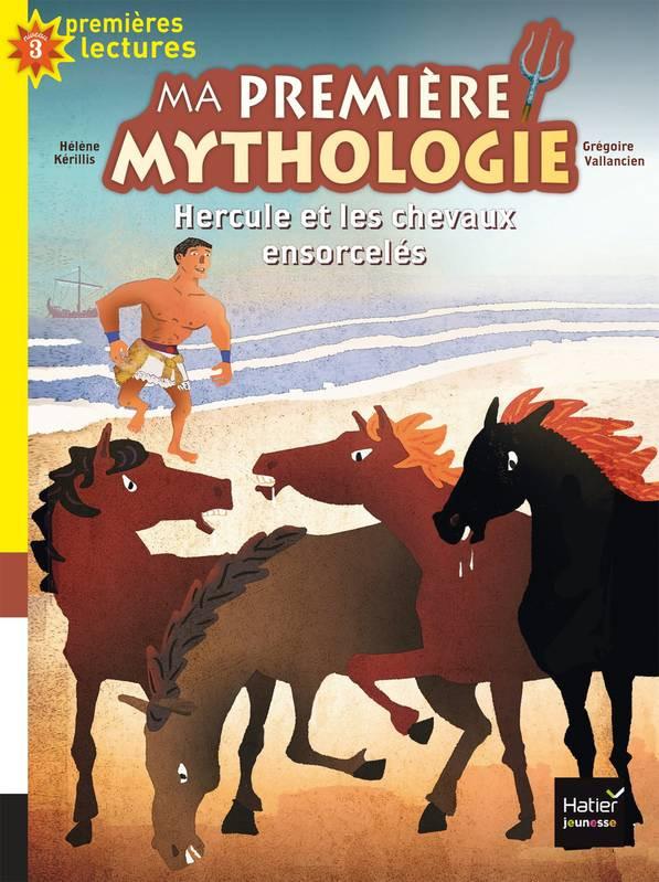 Couverture de Hercule et les chevaux ensorcelés # 3 (niv. 3)
