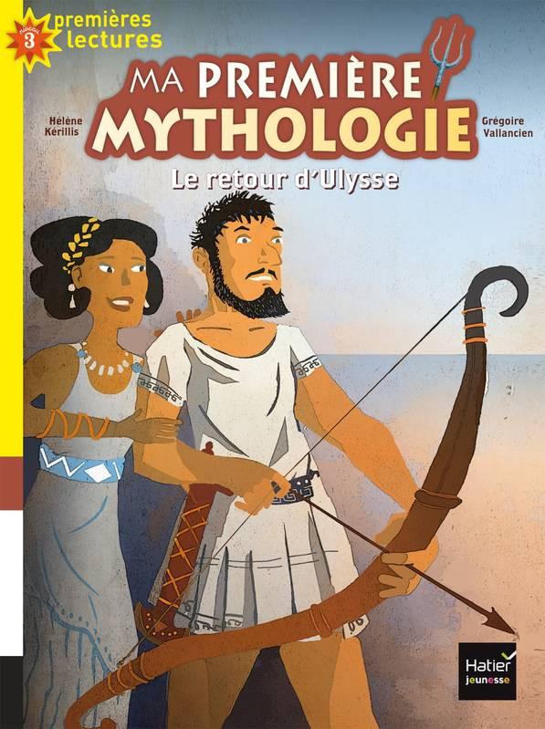 Couverture de Le retour d'Ulysse # 5 (niv. 3)