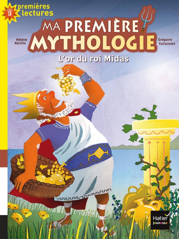 Couverture de L'or du roi Midas # 1 (niv. 3)