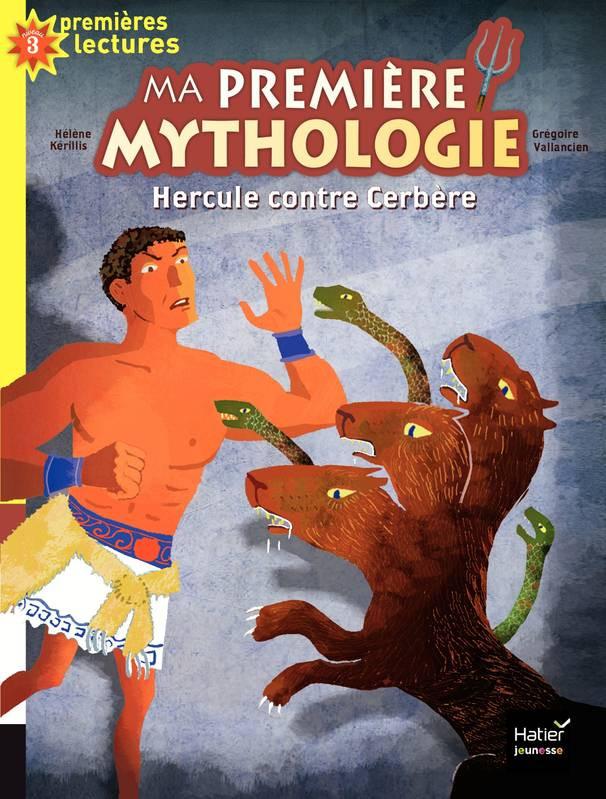 Couverture de Hercule contre Cerbère # 8 (niv. 3)