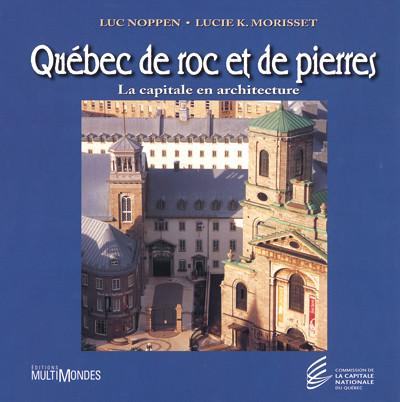 Couverture de Québec de roc et de pierres