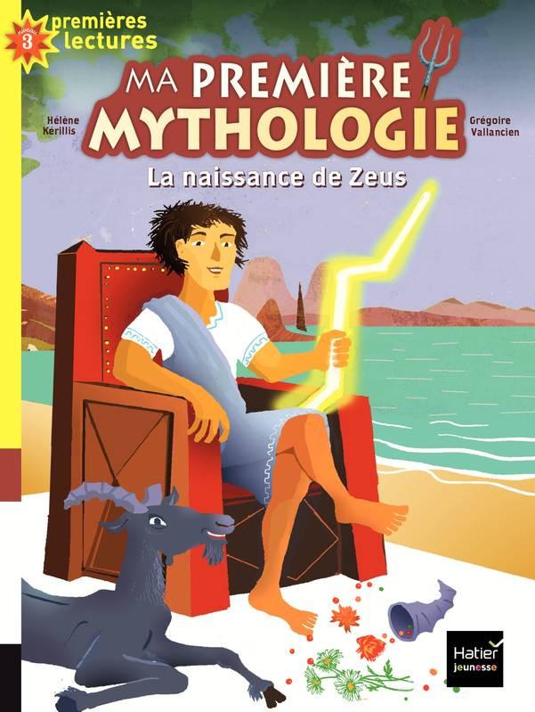 Couverture de La naissance de Zeus # 11 (niv. 3)