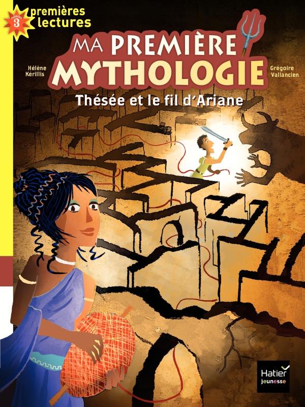 Couverture de Thésée et le fil d'Ariane # 9 (niv. 3)