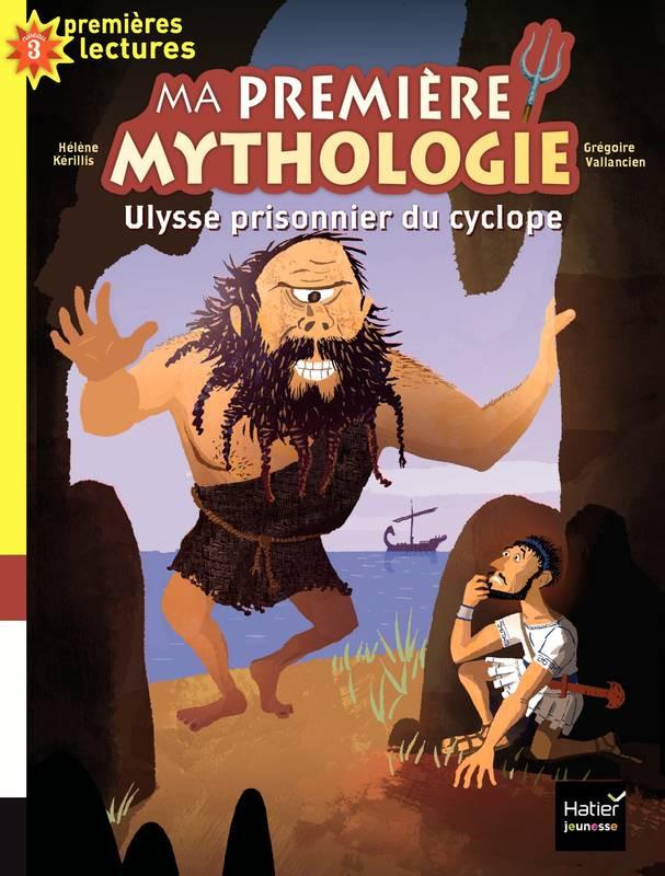 Couverture de Ulysse prisonnier du cyclope # 7 (niv. 3)