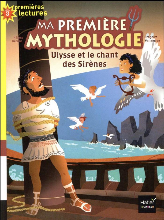Couverture de Ulysse et le chant des Sirènes # 12 (niv. 3)