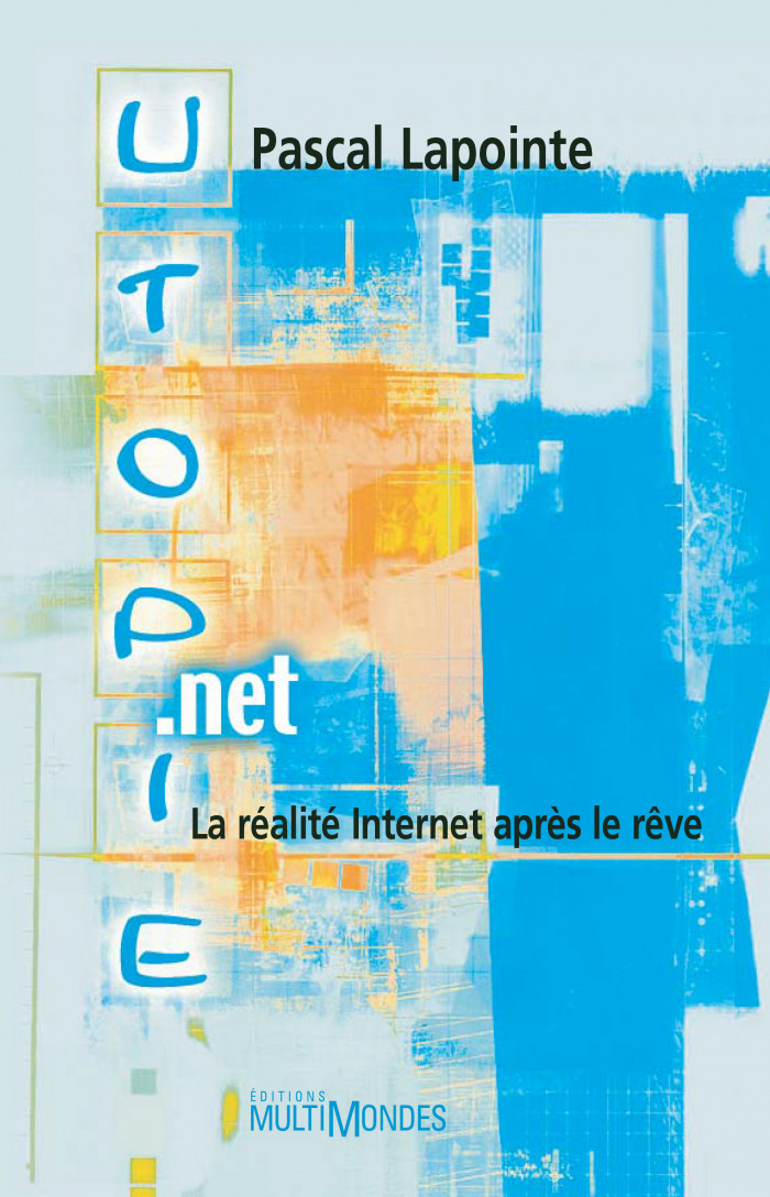 Couverture de Utopie.net