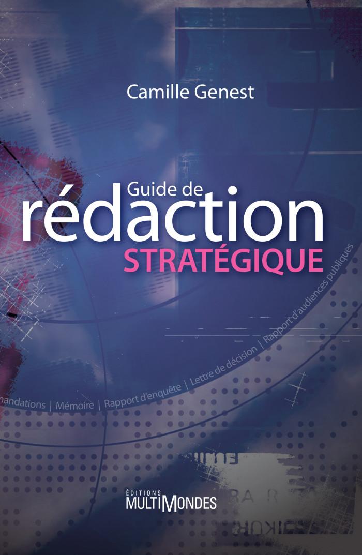 Couverture de Guide de rédaction stratégique