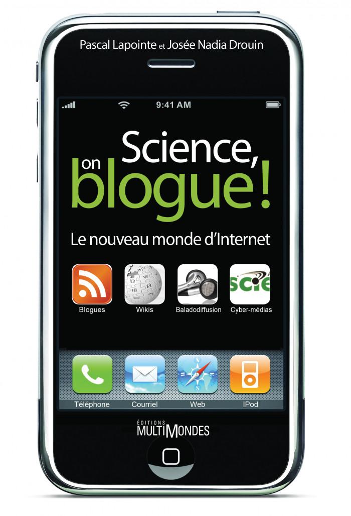 Couverture de Science, on blogue !