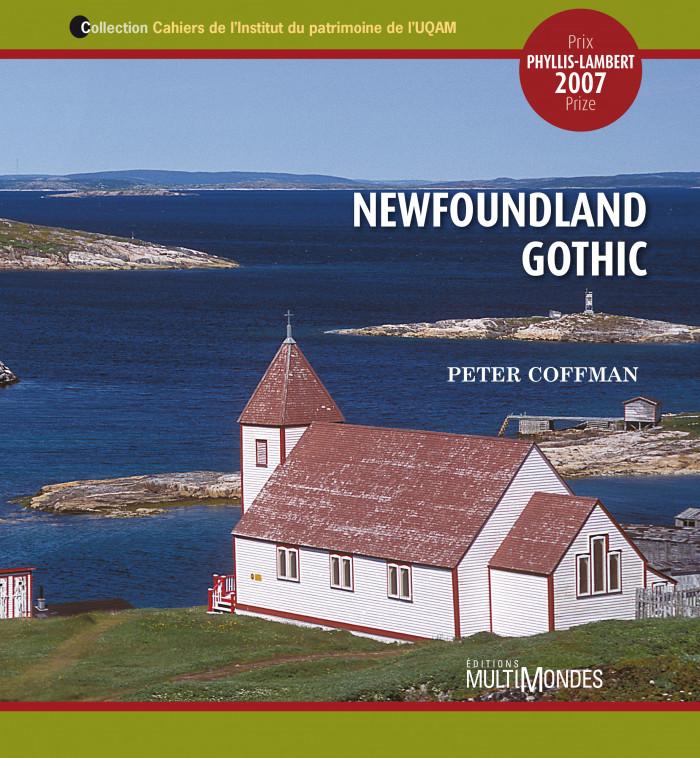 Couverture de Newfoundland Gothic