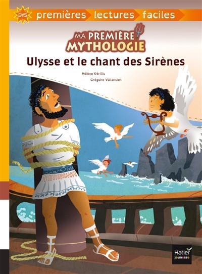 Couverture de Ulysse et le chant des Sirènes - adapté