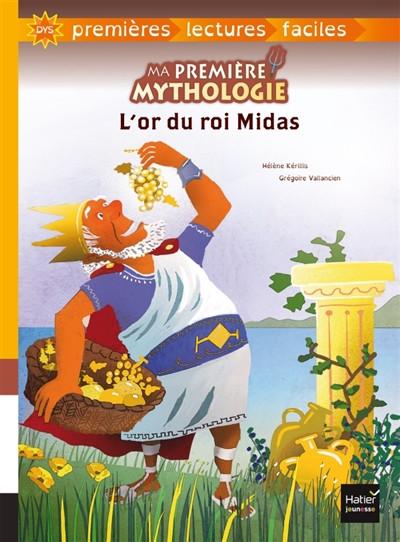 Couverture de L'or du roi Midas - adapté