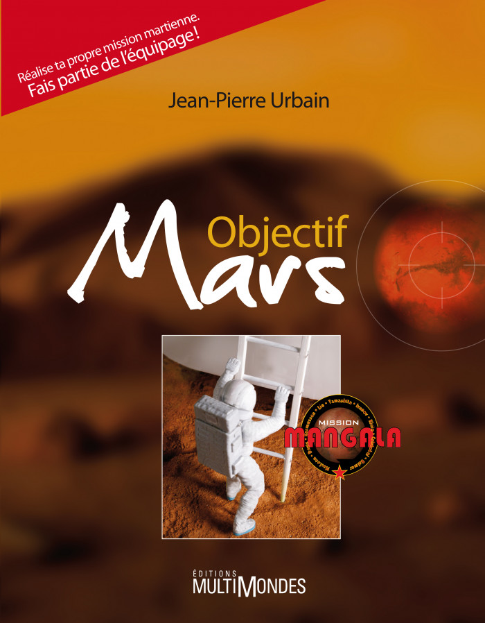 Couverture de Objectif Mars