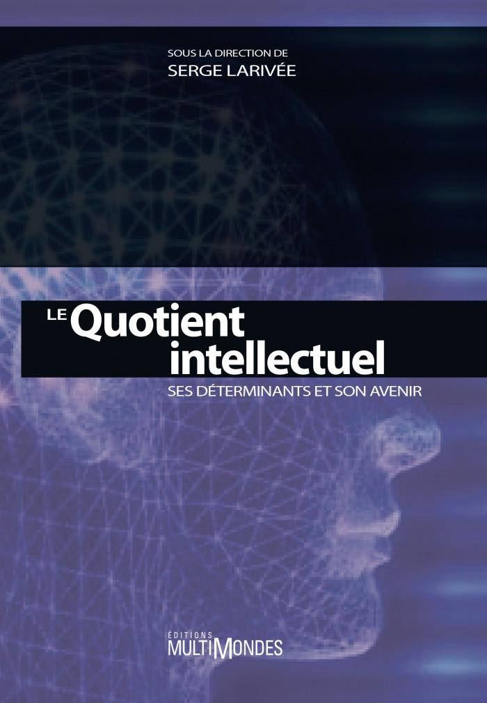 Couverture de Le quotient intellectuel