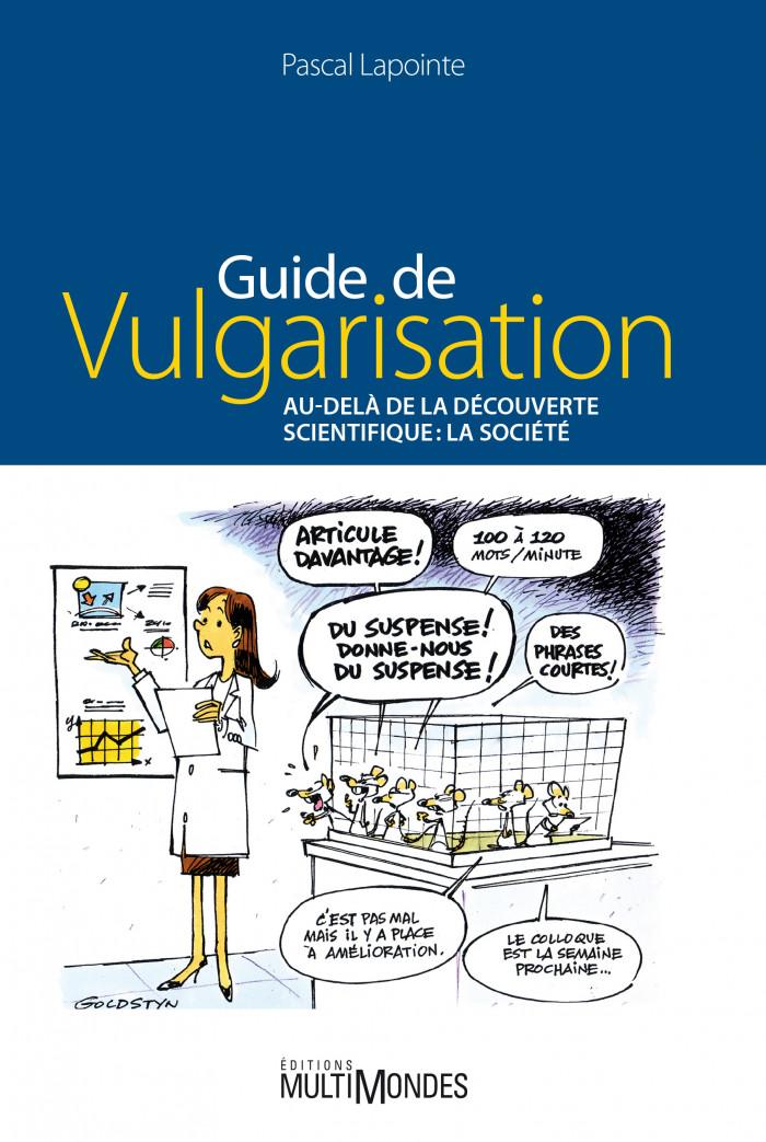 Couverture de Guide de vulgarisation