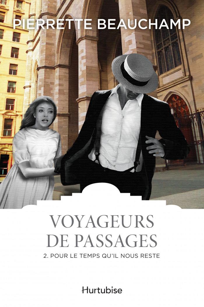 Couverture de Voyageurs de passages - Tome 2