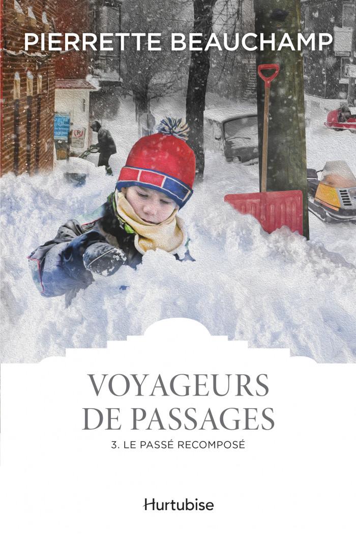 Couverture de Voyageurs de passages - Tome 3