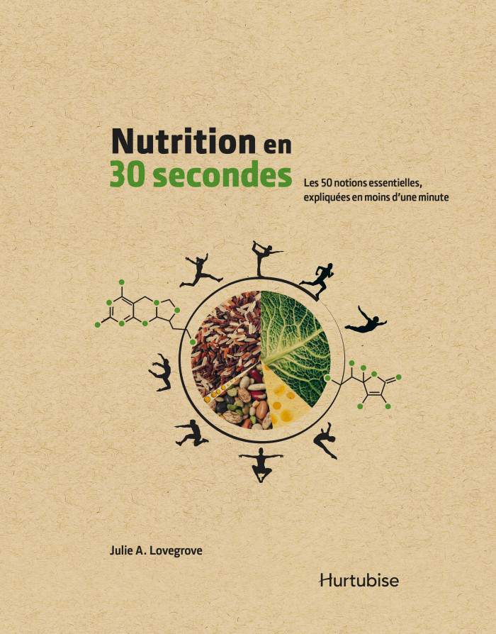 Couverture de Nutrition en 30 secondes