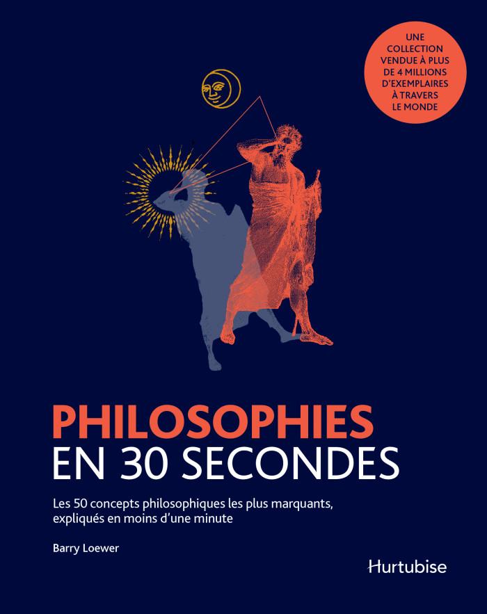 Couverture de Philosophies en 30 secondes