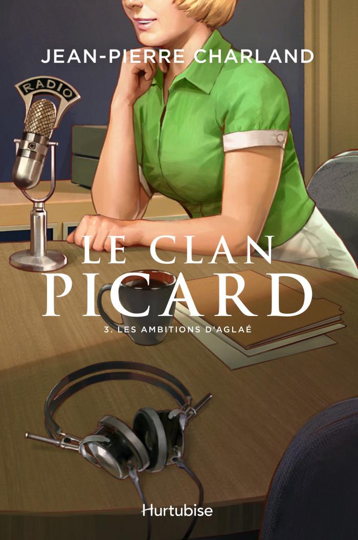 Couverture de Le Clan Picard - Tome 3