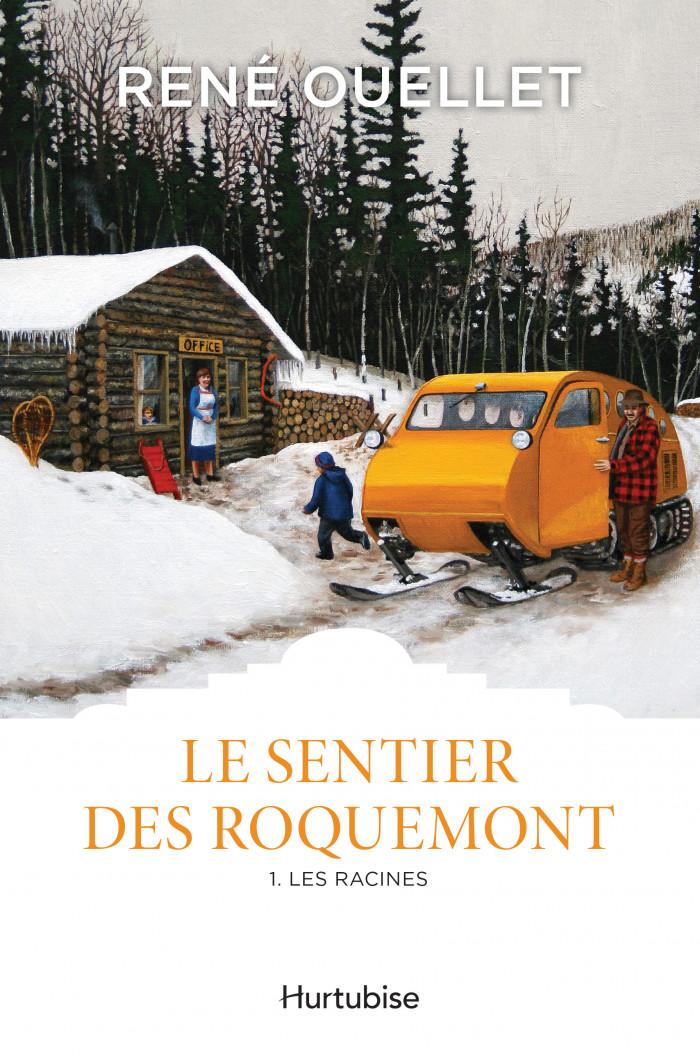 Couverture de Le Sentier des Roquemont - Tome 1