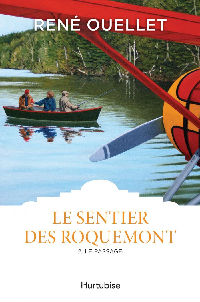 Couverture de Le Sentier des Roquemont - Tome 2