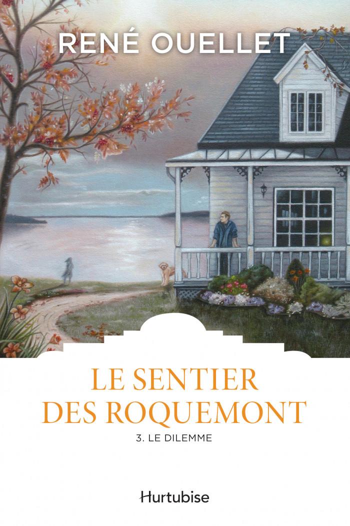Couverture de Le Sentier des Roquemont - Tome 3