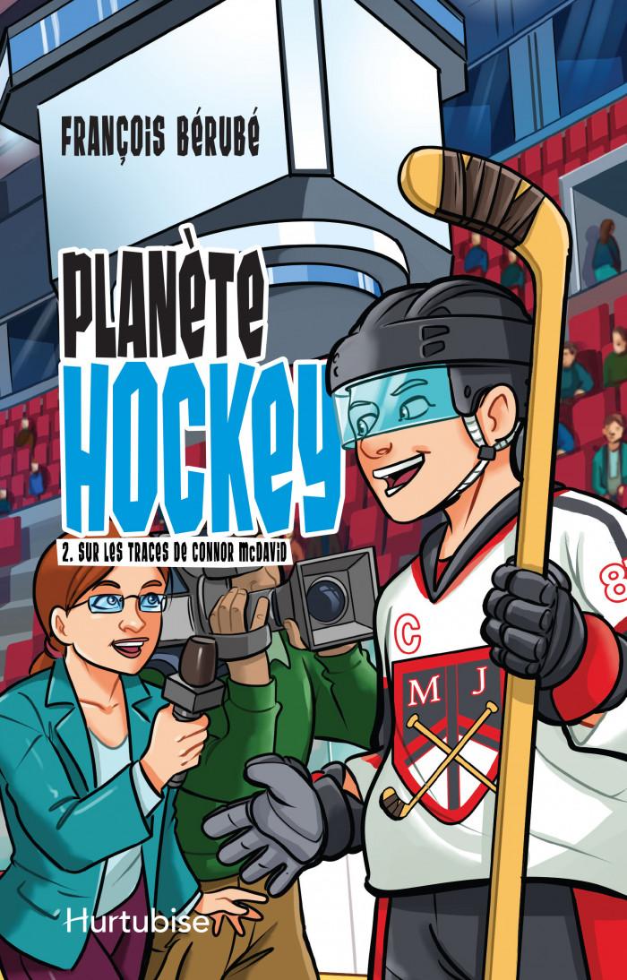 Couverture de Planète hockey - Tome 2