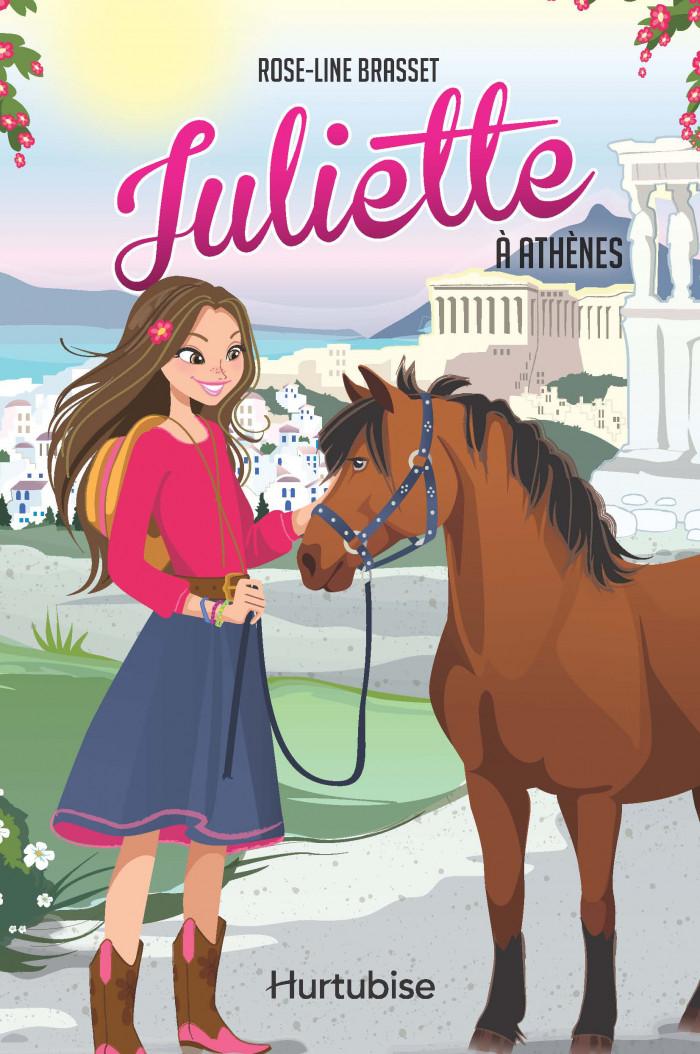 Couverture de Juliette à Athènes