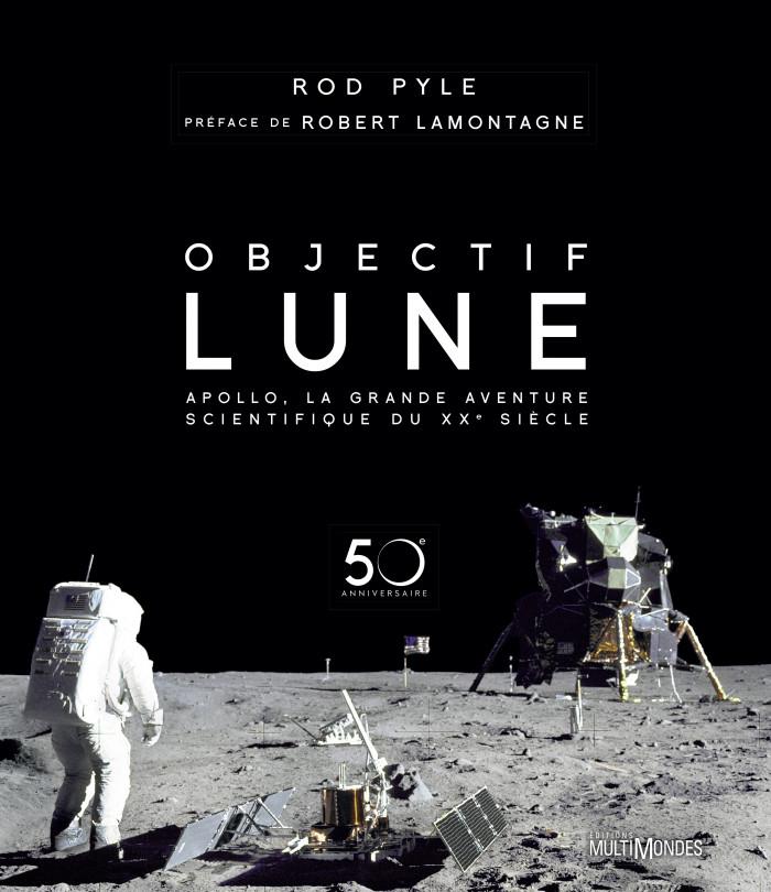 Couverture de Objectif Lune