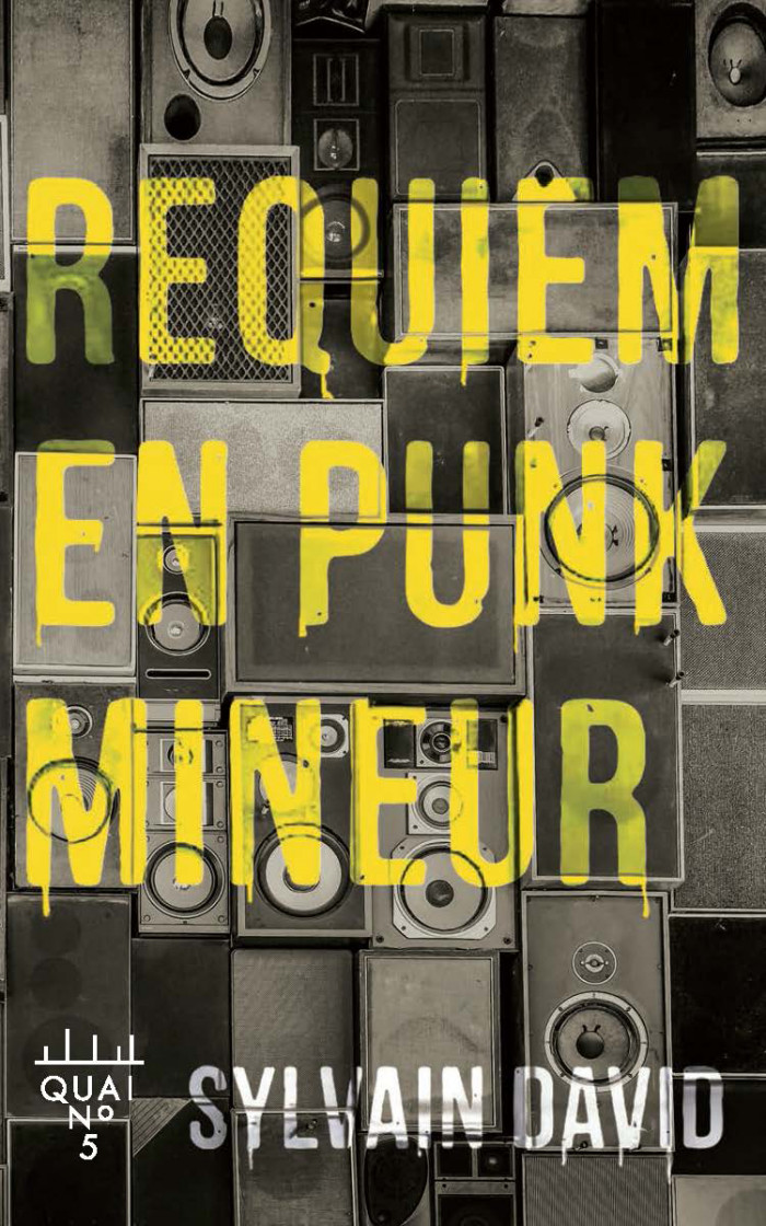 Couverture de Requiem en punk mineur