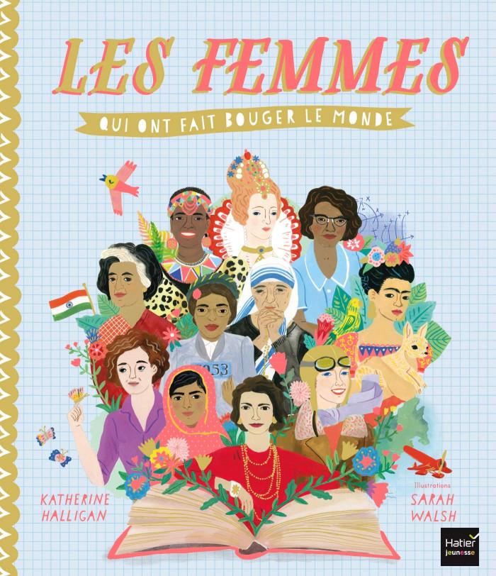 Couverture de Les femmes qui ont fait bouger le monde