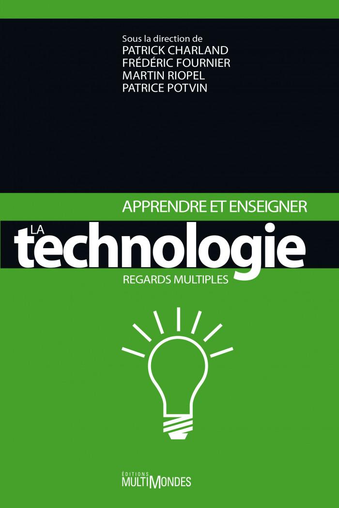 Couverture de Apprendre et enseigner la technologie
