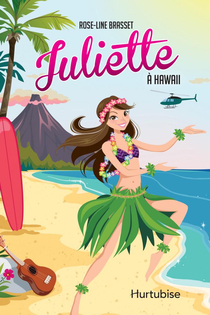 Couverture de Juliette à Hawaii