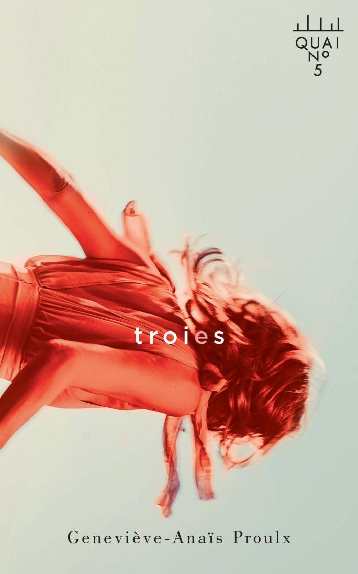Couverture de Troies