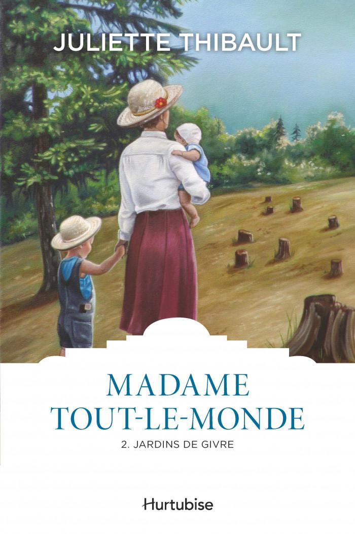 Couverture de Madame Tout-le-monde - Tome 2