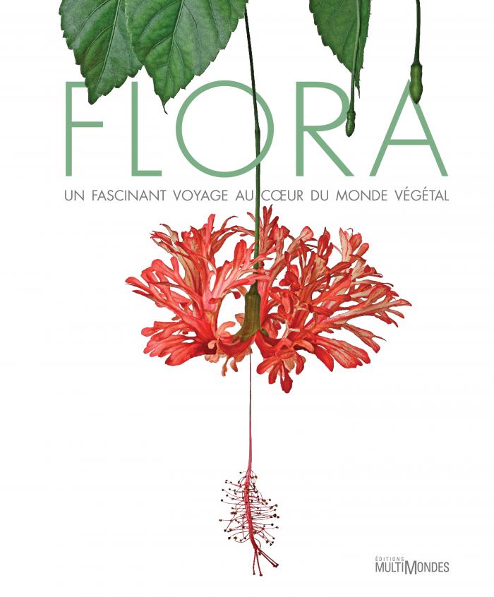 Couverture de Flora