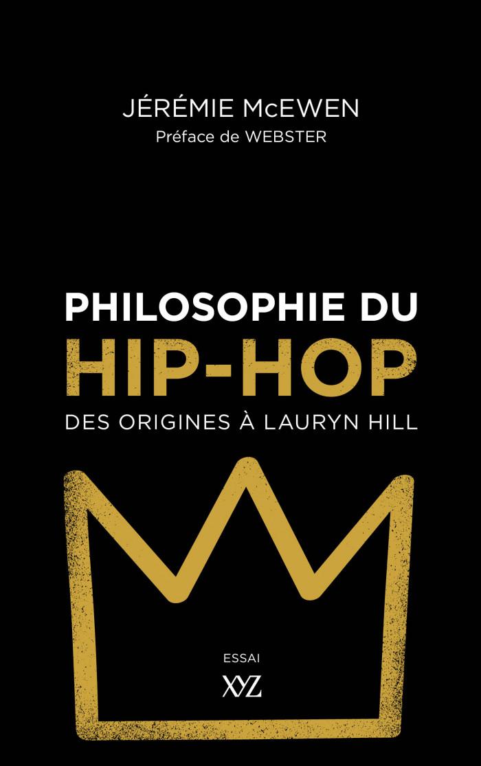 Couverture de Philosophie du hip-hop