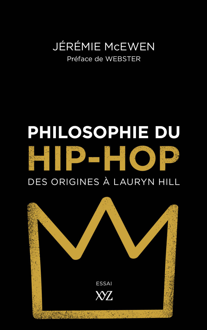 Couverture de Philosophie du hip-hop