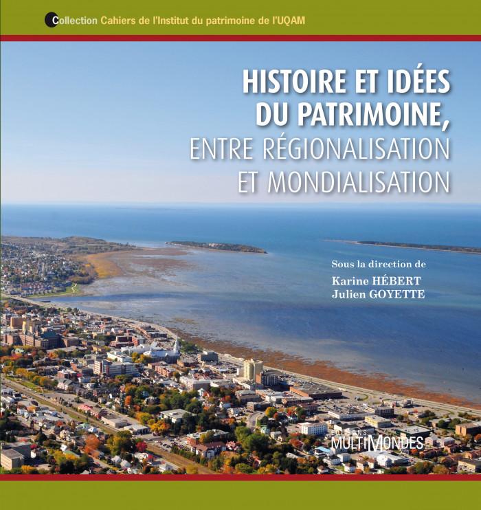 Couverture de Histoire et idées du patrimoine