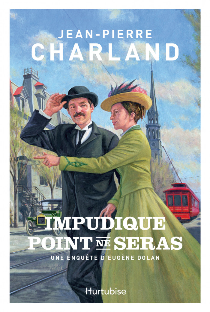 Couverture de Impudique point ne seras