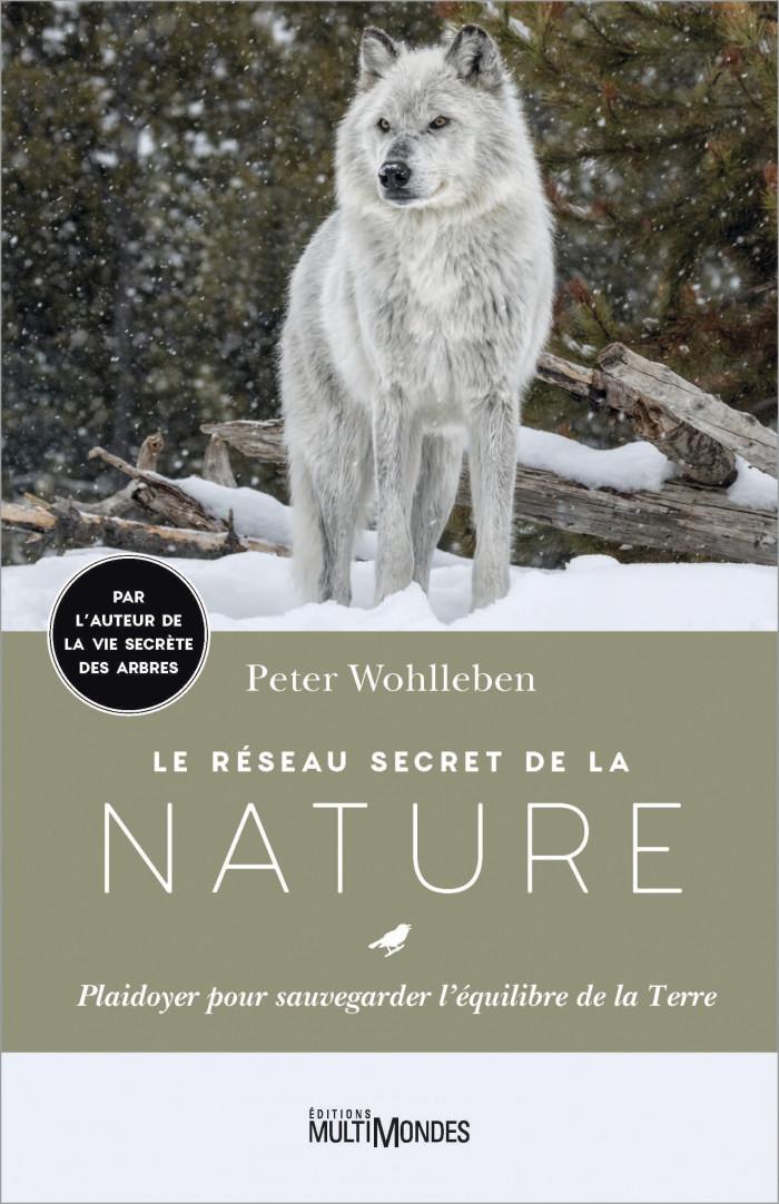 Couverture de Le réseau secret de la nature