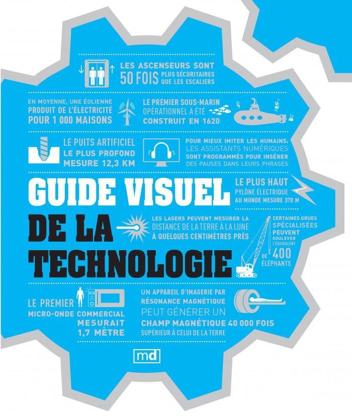Couverture de Guide visuel de la technologie