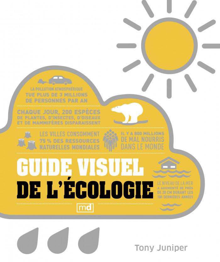 Couverture de Guide visuel de l'écologie