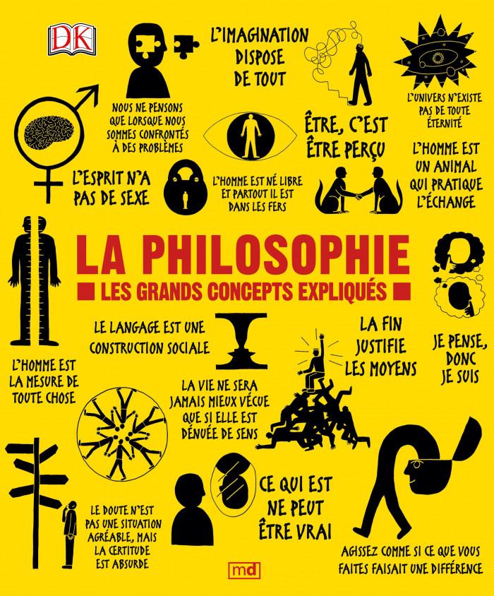 Couverture de La philosophie