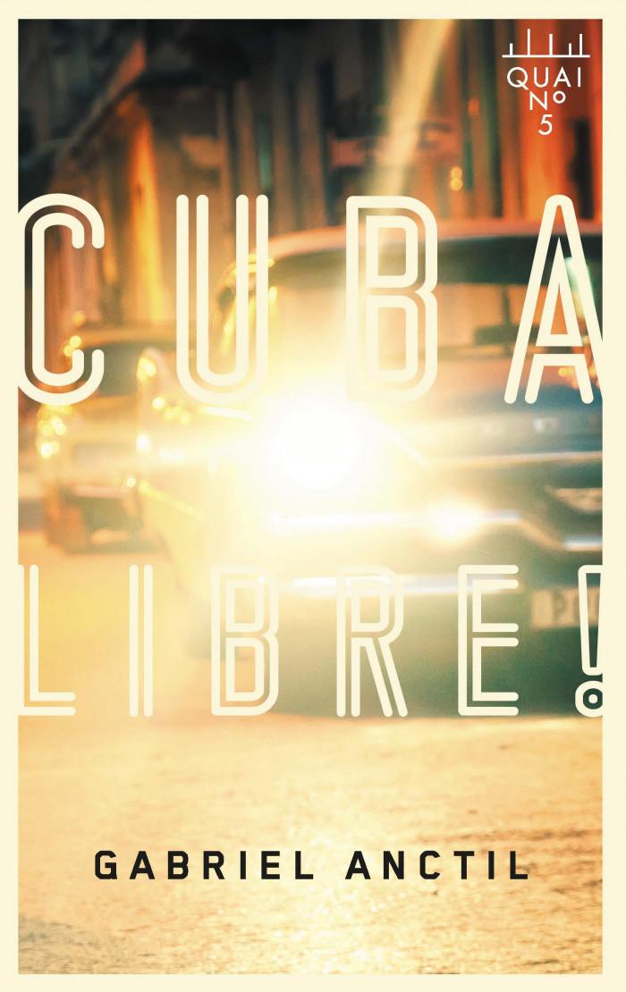 Couverture de Cuba libre!
