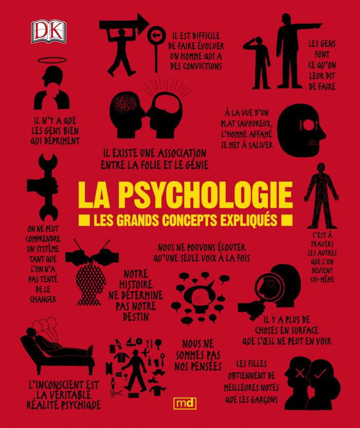 Couverture de La psychologie
