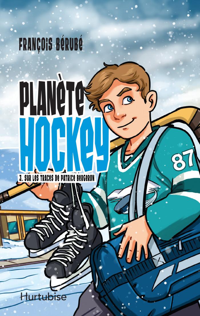 Couverture de Planète hockey - Tome 3
